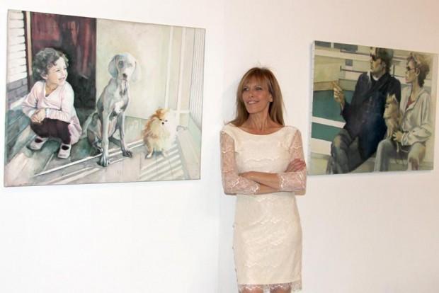 Carmen Conesa y sus obras
