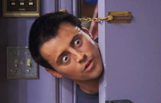 Joey en 'Friends'