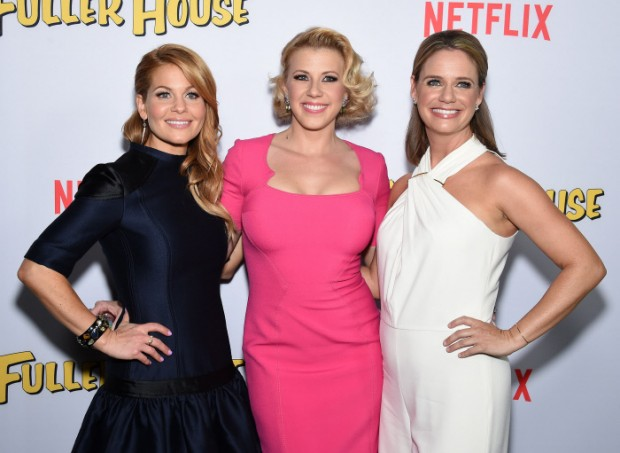 premiere fuller house madres forzosas