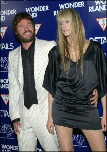 Daryl Hannah y Val Kilmer