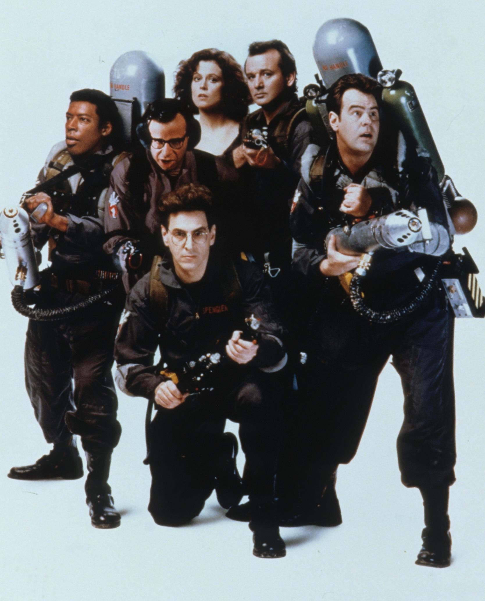 Qué fue de los actores originales de la película Cazafantasmas ... 930b890a36be0