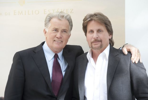 Martin Sheen y Emilio Estevez