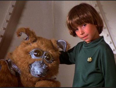 Noah Hathaway en Galáctica