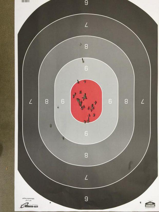 Disparos de Kelly McGillis