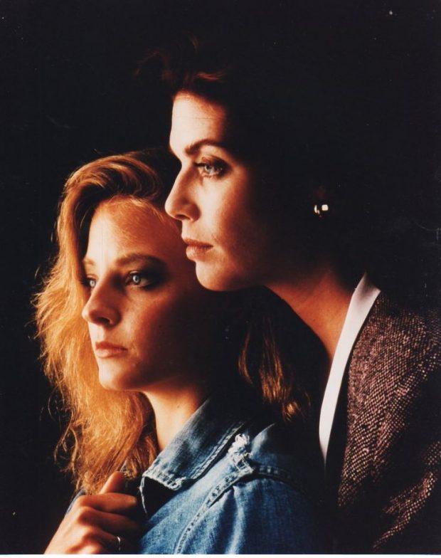 Jodie Foster y Kelly McGuillis