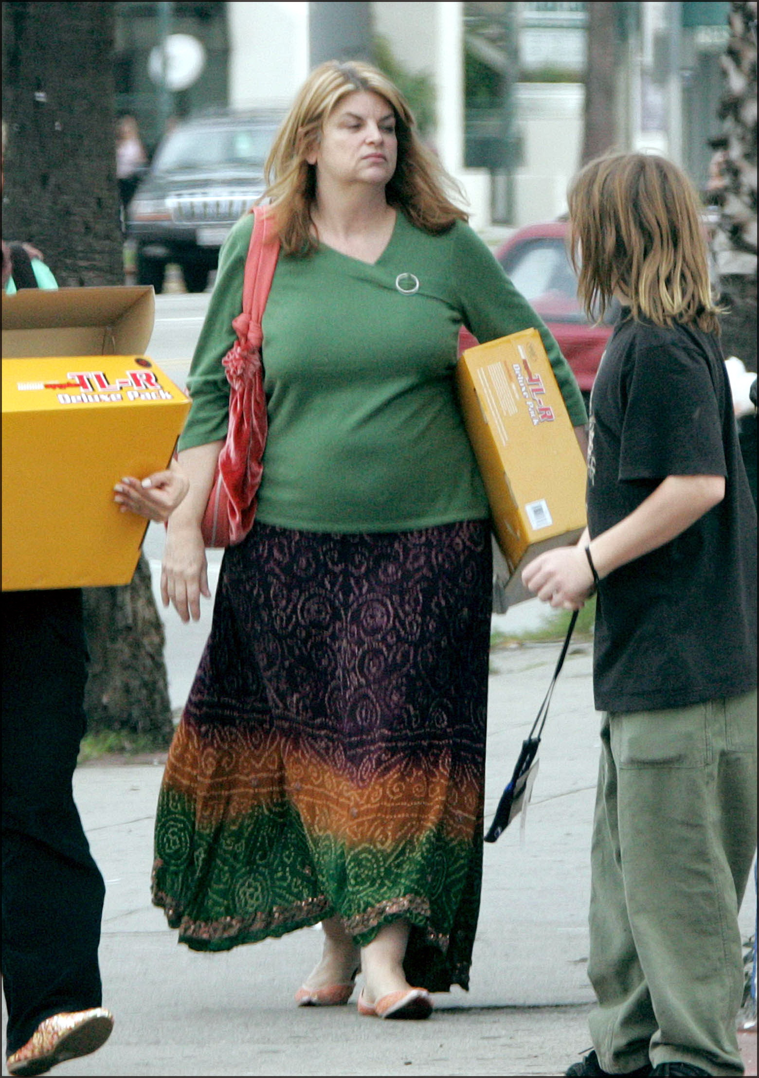 For explanation. kirstie alley 2004 dick like your