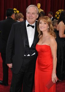 Jane Seymour y James Keach