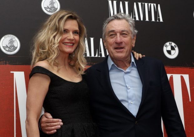 Michelle Pfeiffer y Robert De Niro