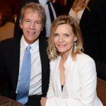 David E. Kelley y Michelle Pfeiffer