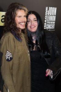 Steven Tyler y Mia Tyler