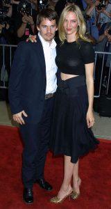 Ethan Hawke y Uma Thurman