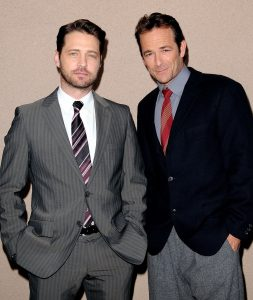 Jason Priestley y Luke Perry