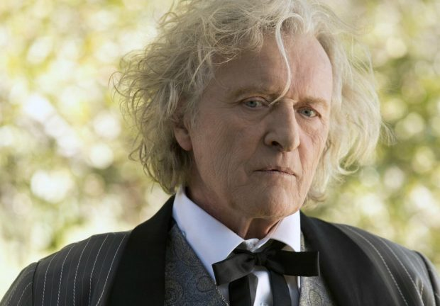 Rutger Hauer como Niall en True Blood