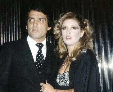 La cantante María Jiménez y el actor Pepe Sancho