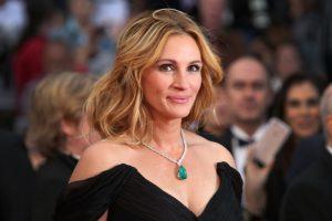 Julia Roberts en una gala del Festival de cine de Cannes