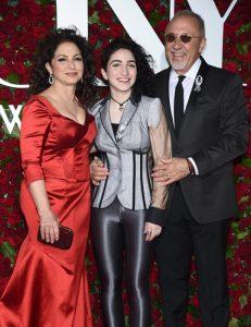 Gloria Estefan, Emily Estefan, and Emilio Estefan