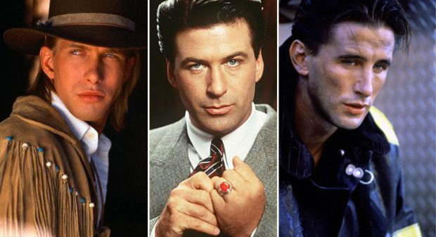 Stephen Baldwin, Alec Baldwin y William Baldwin