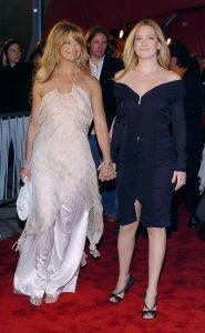 Goldie Hawn y su hija Kate Hudson en el Festival de Tribeca (Nueva York) 2004. (GTRES)