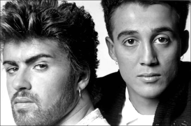 Wham! George Michael y Andrew Ridgeley