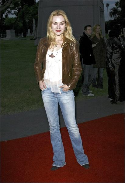 La actriz Rachel Miner, exmujer de Macaulay Culkin