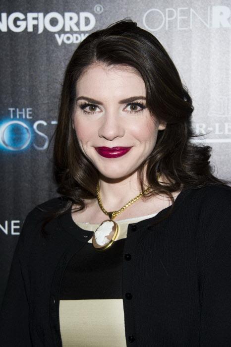 La autora del fenómeno Crepúsculo, Stephenie Meyer en un pase de 'The Host' en marzo de 2013,