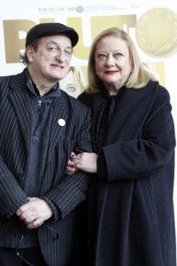 avier Gurruchaga y su compañero de reparto Marisol Ayuso presentan en Madrid el clásico Pluto
