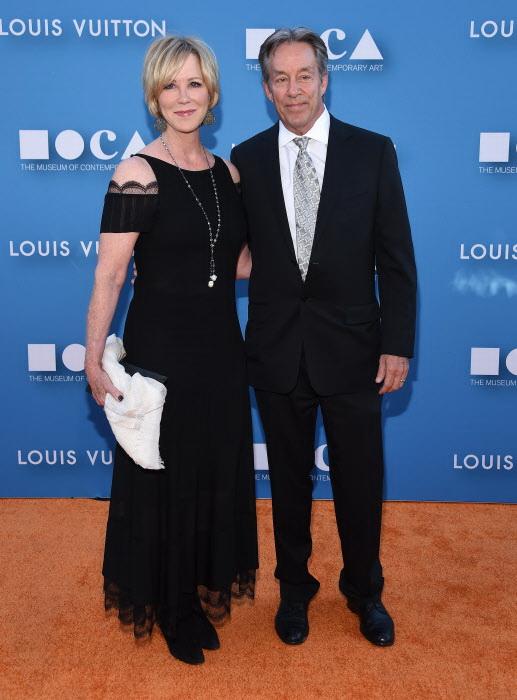 Joanna Kerns y su marido, el productor Marc Appleton en mayo de 2015 Los Angeles.