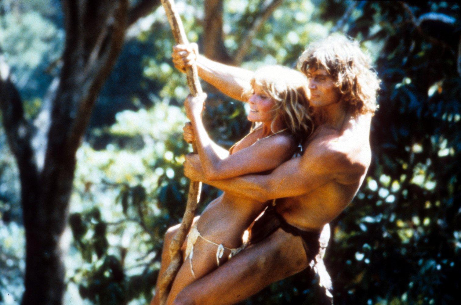 Nunca ha habido una Jane más sensual que Bo Derek en 'Tarzán, el hombre mono' (1981)