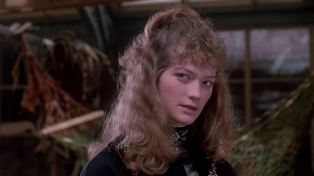 La actriz Sophie Ward en El secreto de la piramide