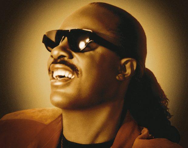 El mítico cantante de los 80 Stevie Wonder