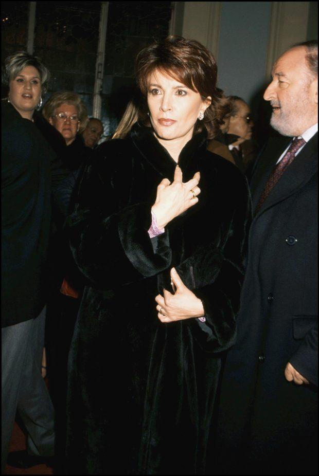 La periodista Cristina García Ramos en 2001. (