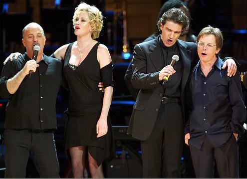 Billy Joel , Melanie Griffith, Antonio Banderas y Michael J. Fox cantan para salvar el Amazonas