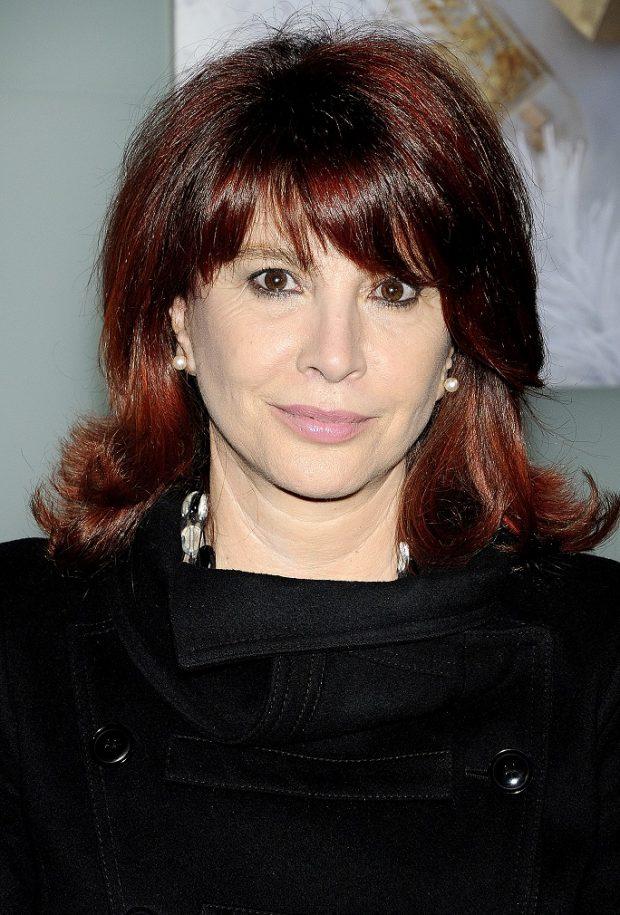 La periodista Cristina García Ramos en 2010.