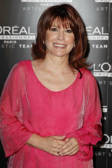 Cristina García Ramos en un acto de L'Oreal en mayo de 2014.