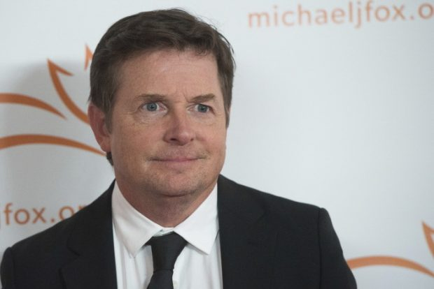 El actor de 'Regreso al futuro', Michael J. Fox, a los 55 años