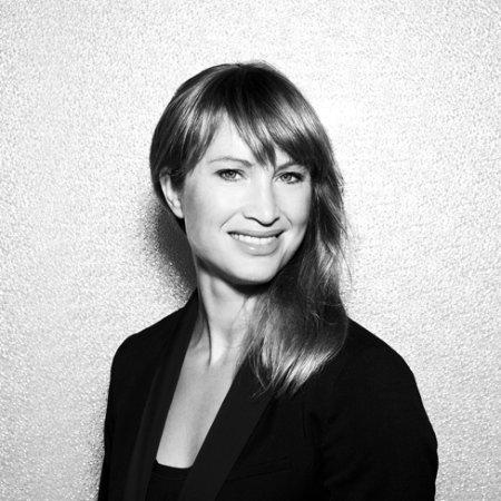 Eva Sannum en su imagen de Linkedin