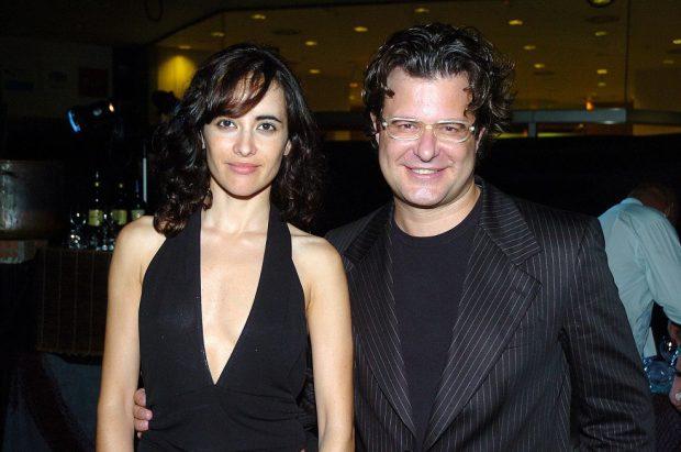 La actriz Ana Turpin y el arquitecto Ricardo Bofill en 2005.