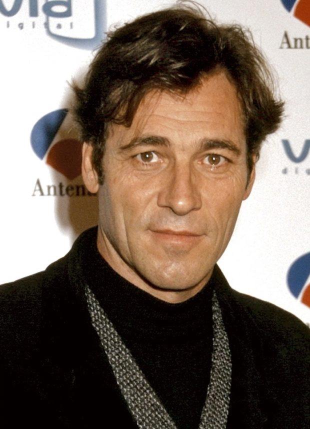 El fallecido actor José Conde en 2001