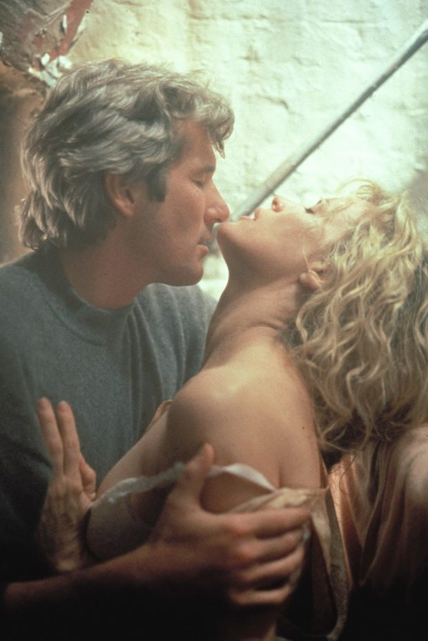 Richard Gere y Kim Basinger en 'Análisis final'. (GTRES)