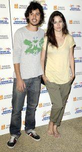 Los actores Javier Pereira y Blanca Suárez a finales de 2010. (GTRES)