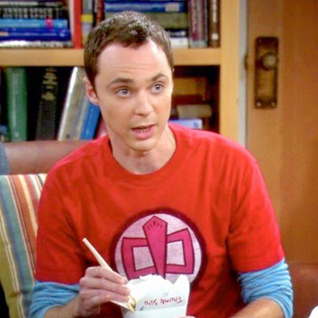 Sheldon Cooper gran héroe americano