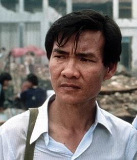 Haing S. Ngor en Los gritos del silencio