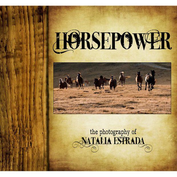 'Horsepower', libro de fotografías de Natalia Estrada.'Horsepower', libro de fotografías de Natalia Estrada