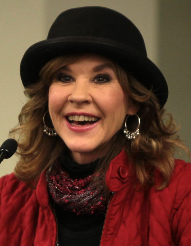 Linda Blair en la Comicon de Phoenix 2014. (WIKIPEDIA)