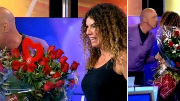 Angie Cardenas y Alfonso Arus en Arucitys