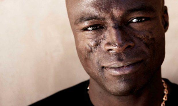 El cantante Seal en una imagen promocional.