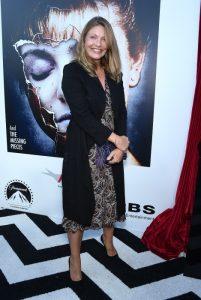 La actriz Sheryl Lee en la presentación de 'Twin Peaks - The Entire Mystery' en Blu-ray en julio de 2014