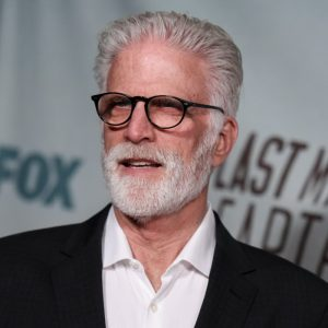 El actor Ted Danson en 2015.