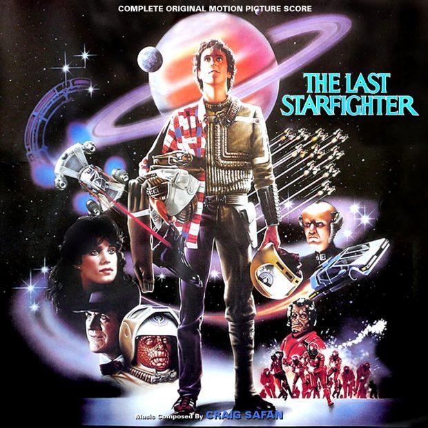 Cartel de la película 'Starfighter' (1984)