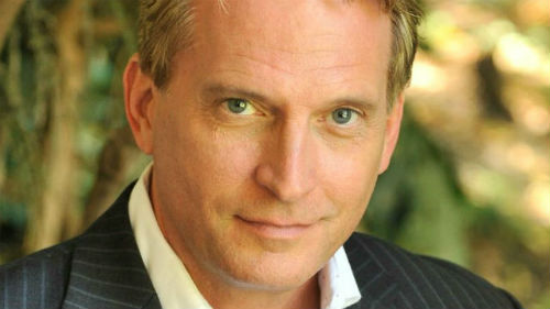 El actor Rex Smith